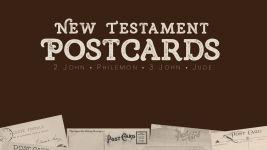 New Testament Postcards